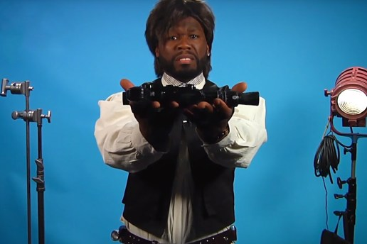 See 50 Cent's Audition for Young Han Solo on 'Conan'