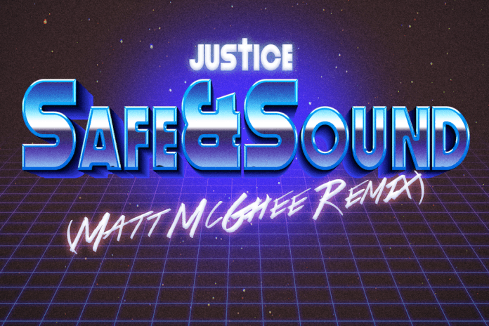 "Listen to Matt McGhee Rap Over Justice's ""Safe and Sound"""