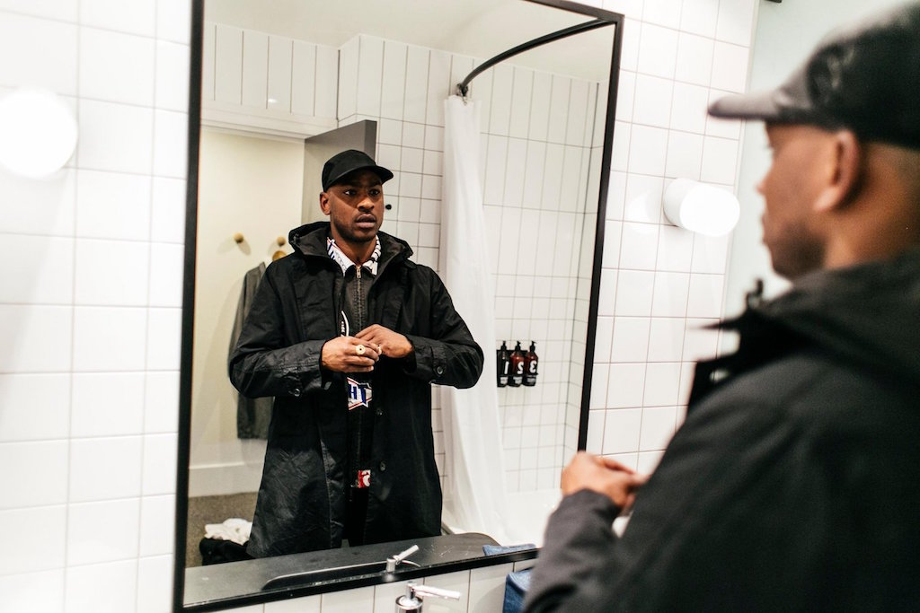 Skepta Talks Personal Style and Fashion Icon Status With Slam Jam Socialism