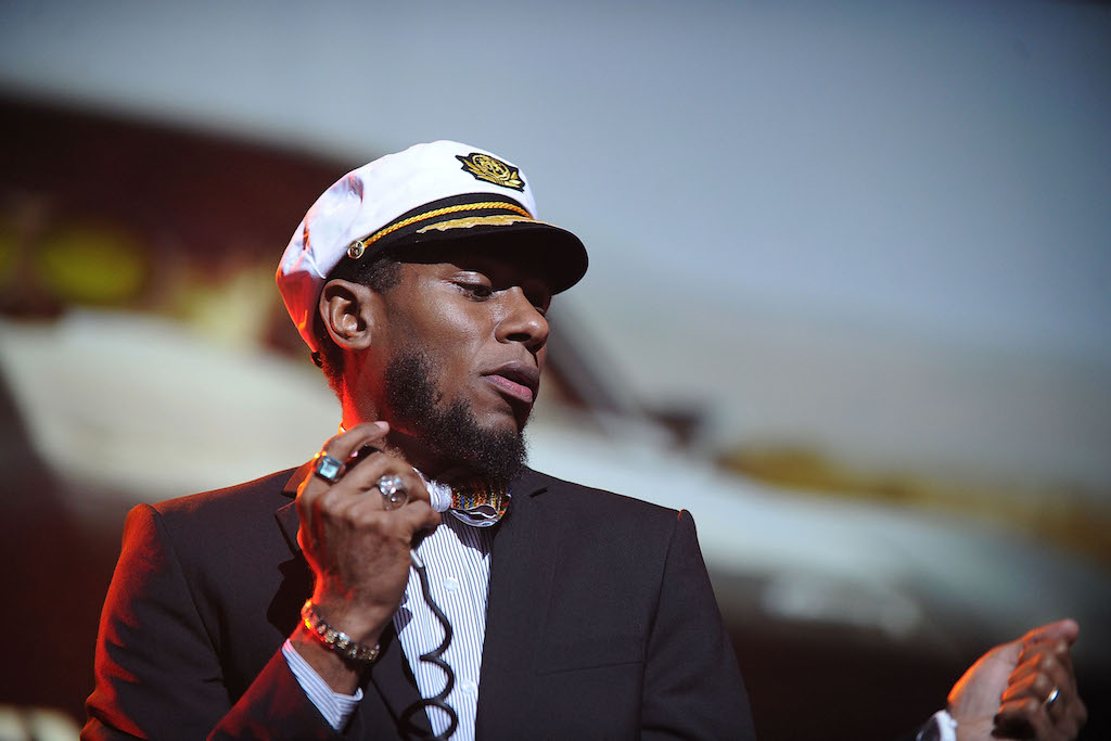 Yasiin Bey Debuts New Song With BADBADNOTGOOD in Capetown