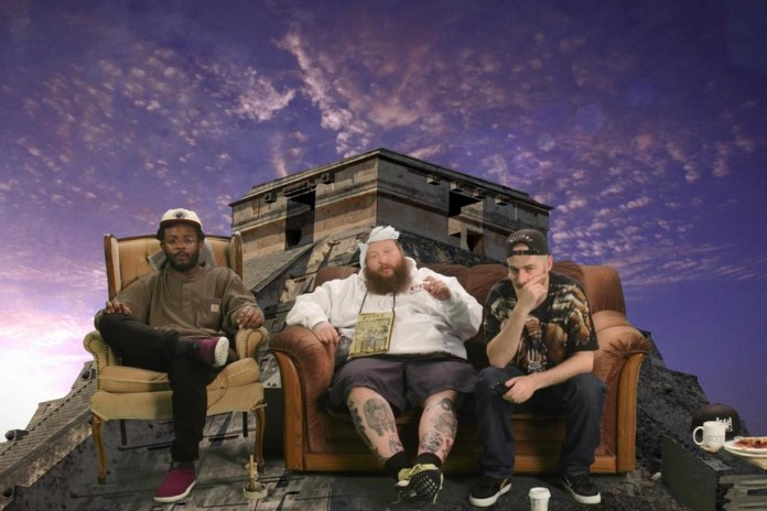 Action Bronson's 'Ancient Aliens' Series Will Come Back