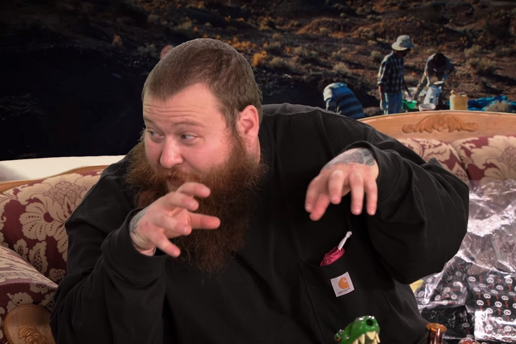 Action Bronson, ScHoolboy Q & Earl Sweatshirt Find out If 'Ancient Aliens' Killed off Dinosaurs