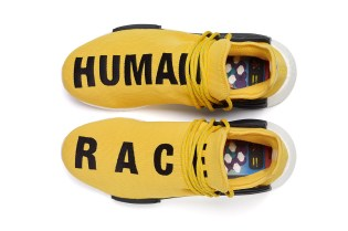 Check out Pharrell's Upcoming Shoe Collaboration With adidas Originals