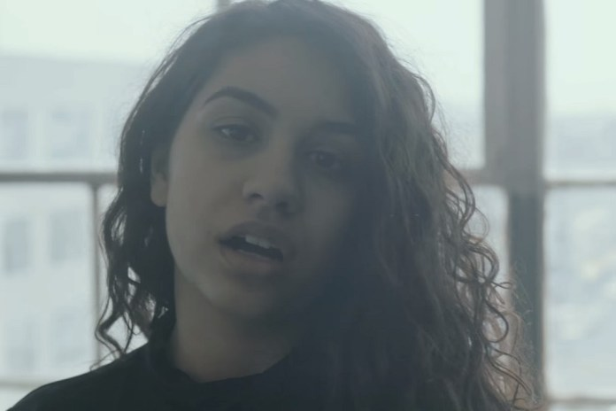 "Alessia Cara Unveils ""Scars To Your Beautiful"" Video"