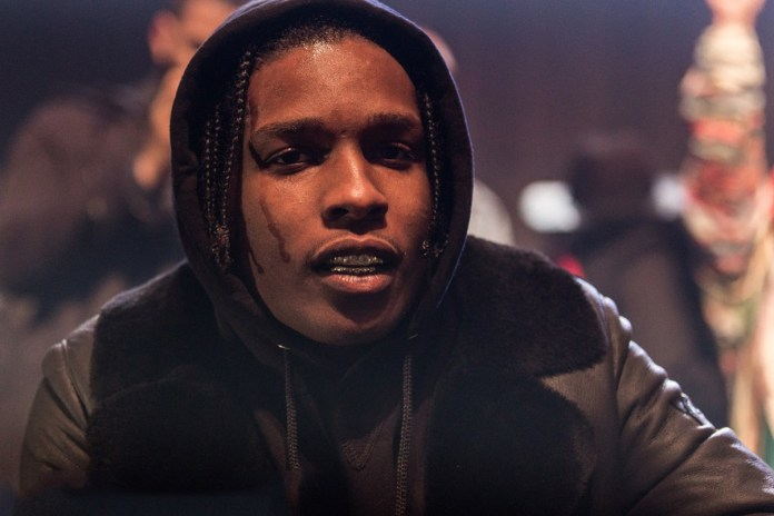 "A$AP Rocky, Clams Casino & Lil B Unite for ""Be Somebody"""