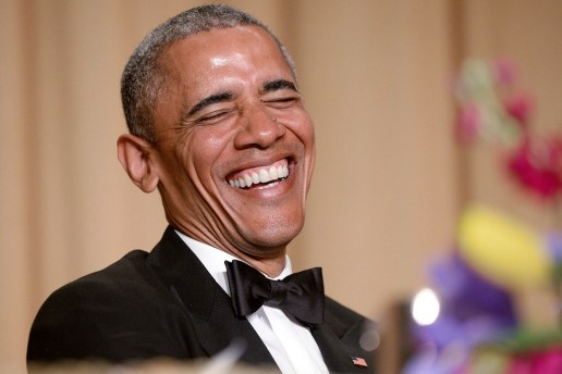 "Watch U.S. President Barack Obama Rap YG & Nipsey Hussle's ""FDT (F*ck Donald Trump)"""