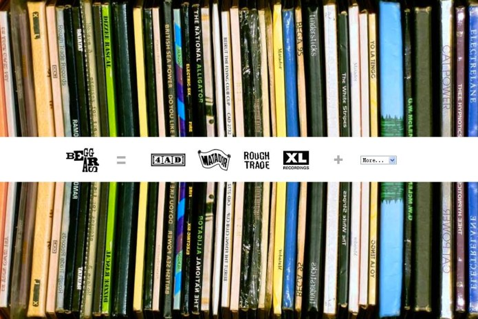 Beggars Group (XL, 4AD, Young Turks, Matador) Gets Hacked, Customers in Danger of Data Breach