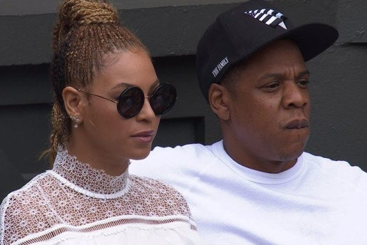 Watch Beyonce's Delayed Reaction for Serena Williams's Win at Wimbledon