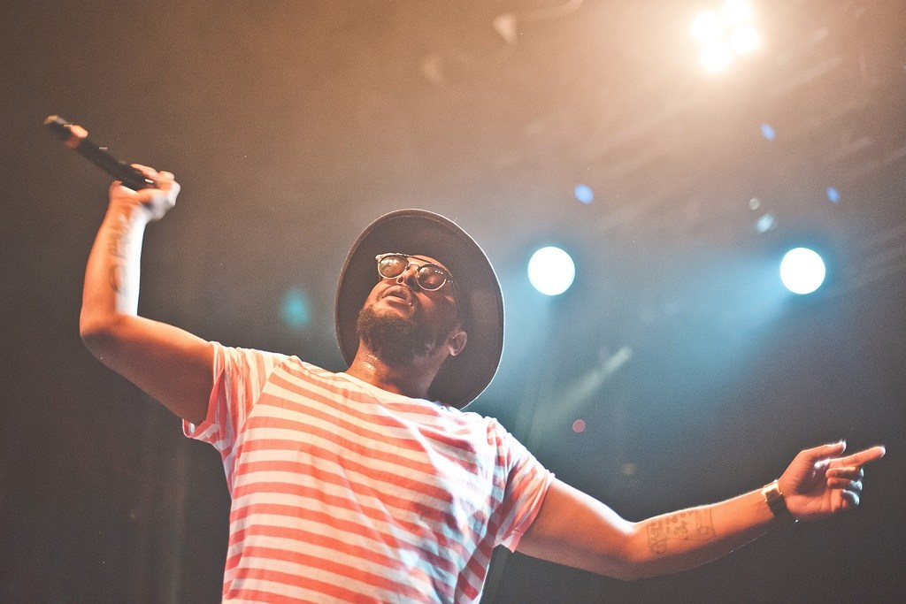 "A Black Hippy Remix of ScHoolboy Q's ""THat Part"" is Coming"