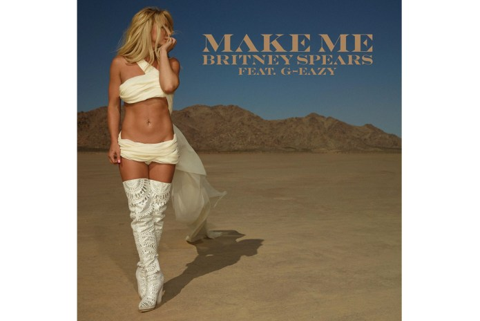 "Listen to Britney Spears & G-Eazy's New Collab ""Make Me"""