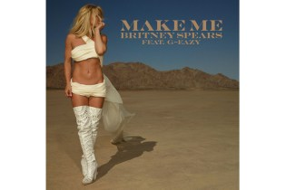 """Listen to Britney Spears & G-Eazy's New Collab """"Make Me"""""""