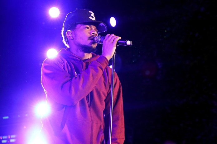 Chance The Rapper Calls for WhirlyBall Boycott