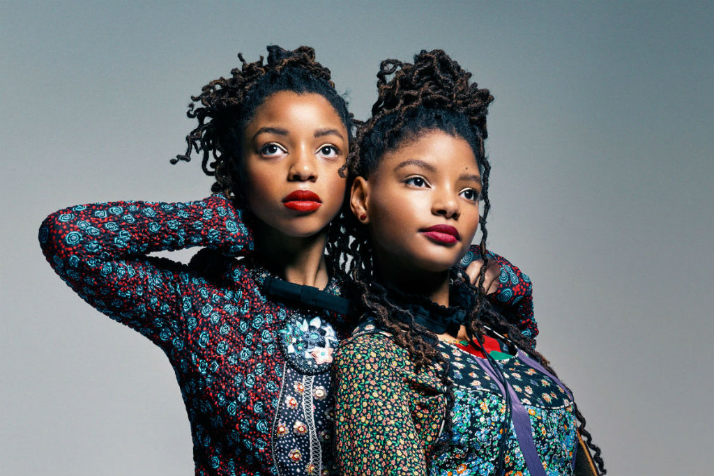 chloe and halle timmy turner desiigner cover