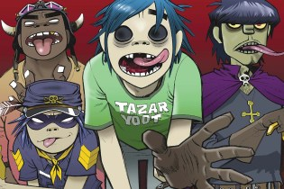 Damon Albarn Confirms a New Gorillaz Album Is on the Way