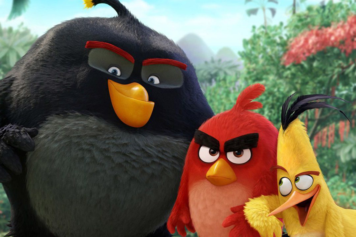 """Angry Birds Recruit De La Soul for New Song """"Action!"""""""