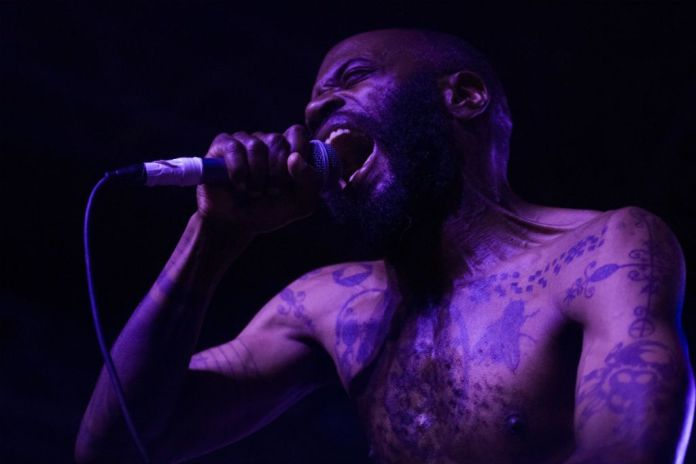 """Death Grips Drop a Schizophrenic Visual for """"Eh"""""""