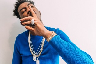 "Desiigner Gets Tatted Up in ""Caliber"" Video"