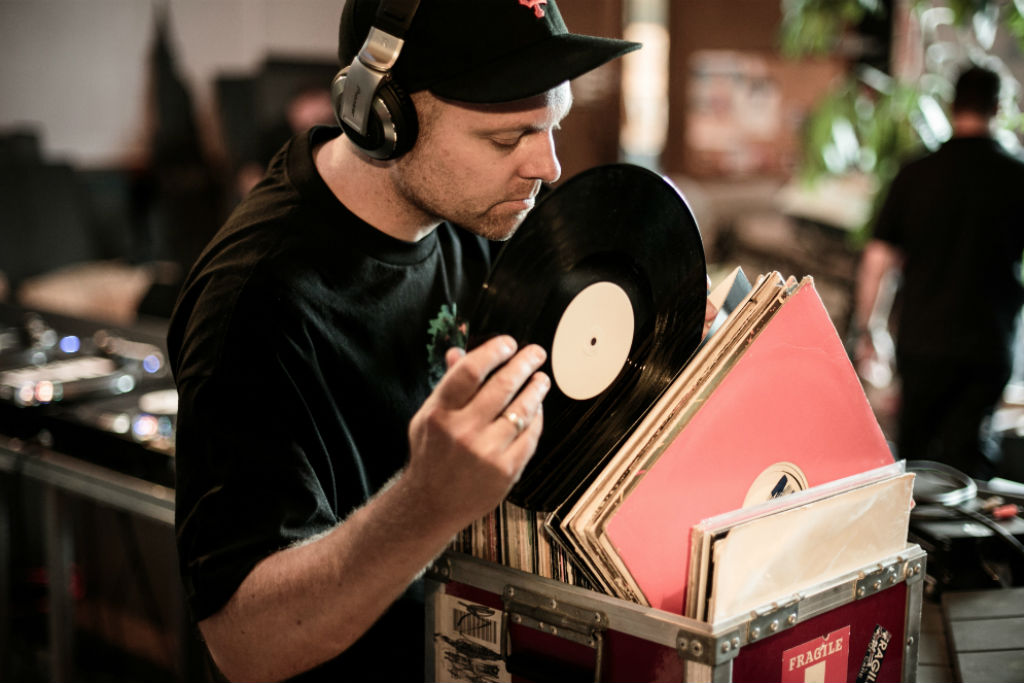 Listen to DJ Shadow's New Essential Mix
