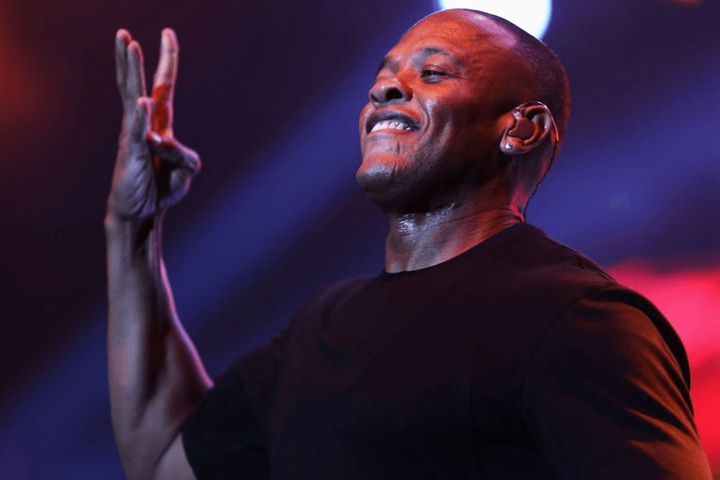 Dr. Dre Handcuffed Outside of Malibu Home