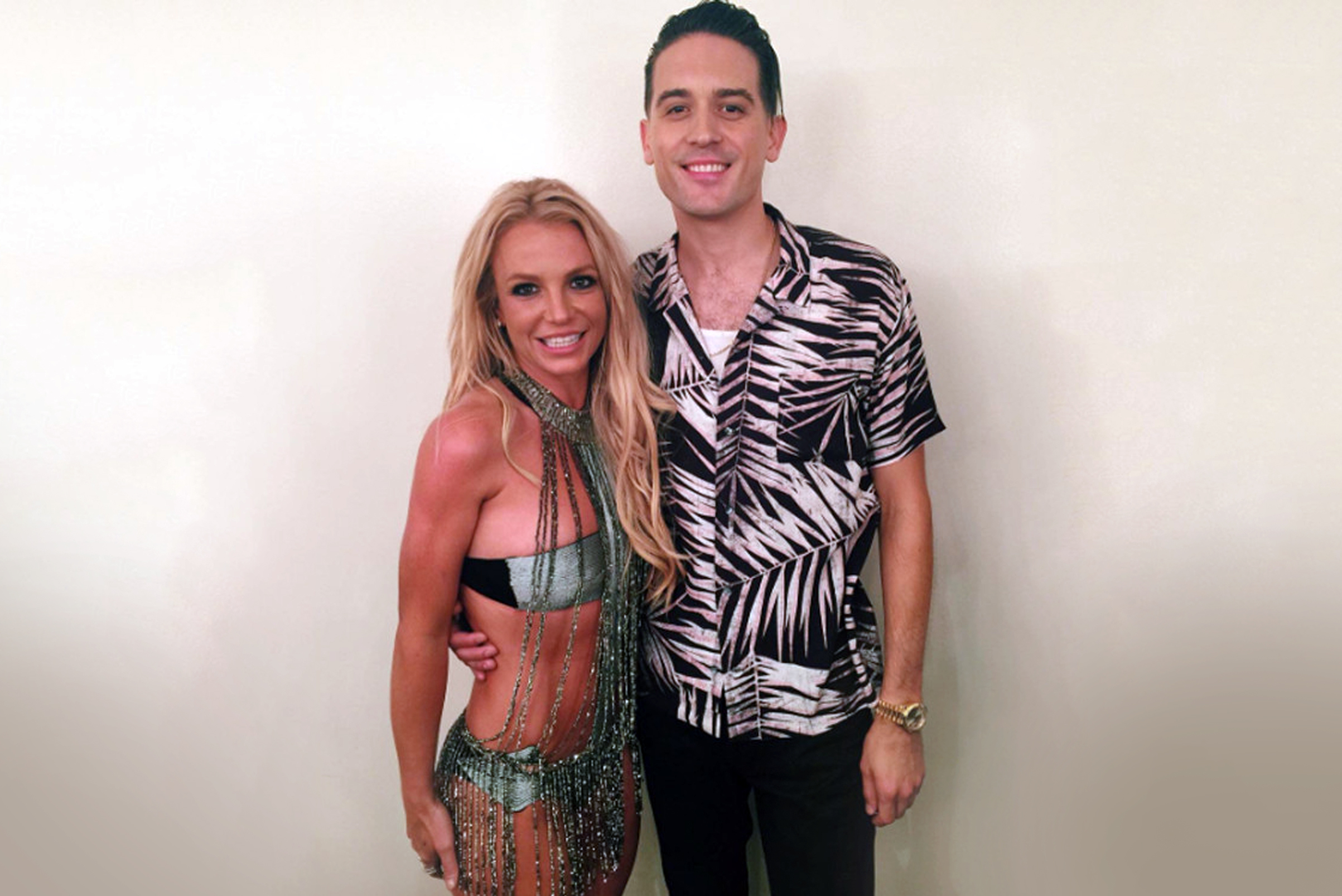 g eazy britney spears make me oooh collab