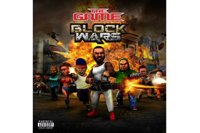 Stream The Game's New Album 'Block Wars'