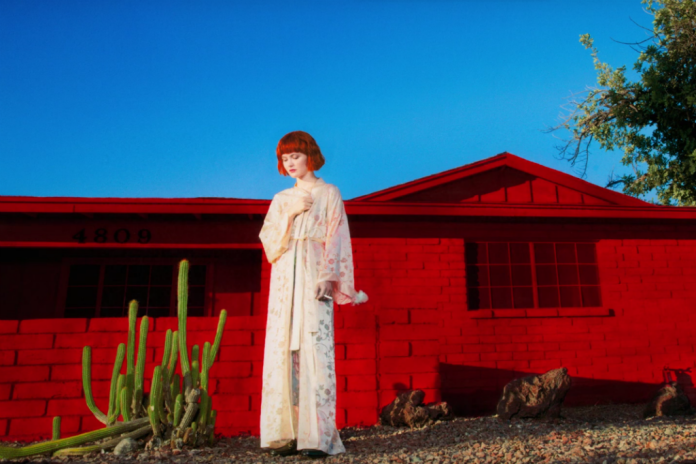 """G.O.O.D. Music Signee Kacy Hill Releases New Single, """"Lion"""""""