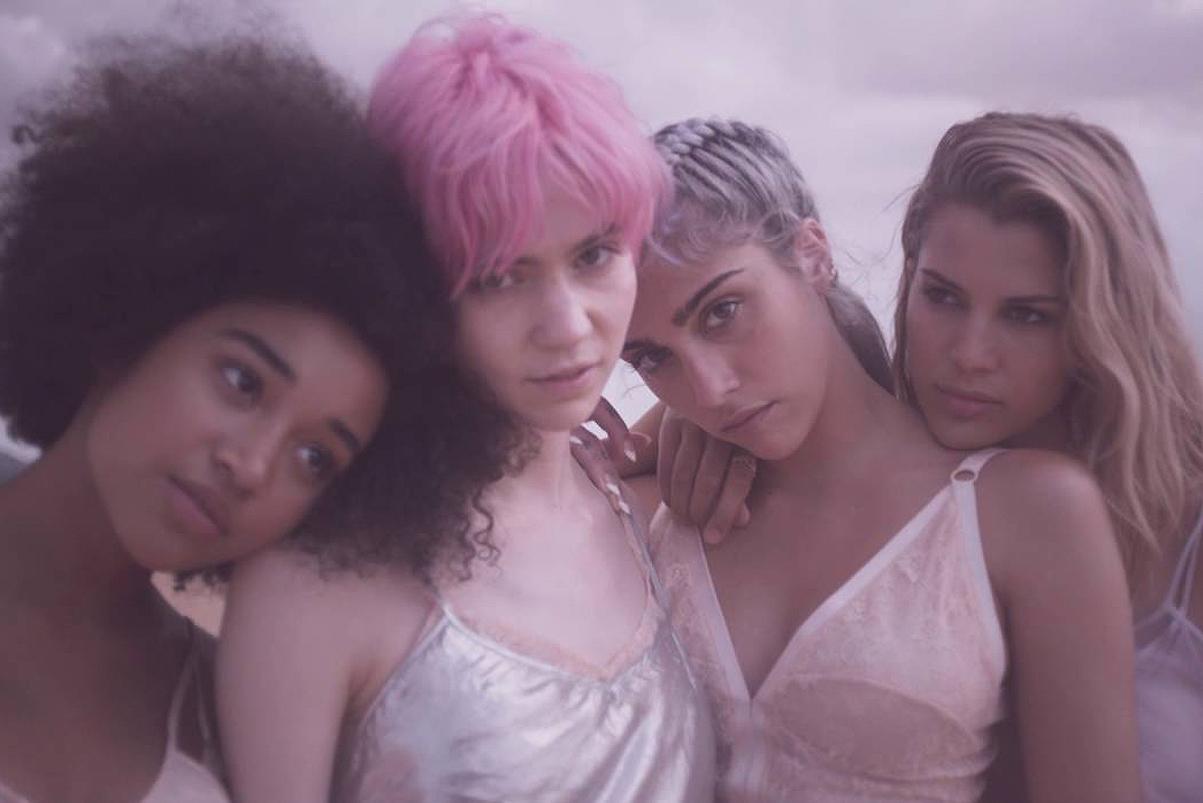 See Grimes Star in Stella McCartney's Debut TV Spot