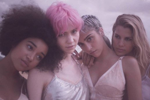 See Grimes Star in Stella McCartney's Debut TV Spot