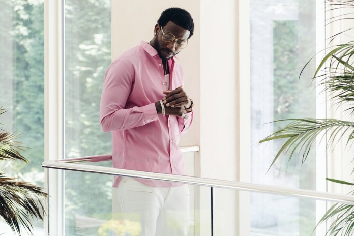 "Gucci Mane Wants to Make You Feel ""Powerful, Aggressive, Invincible"""