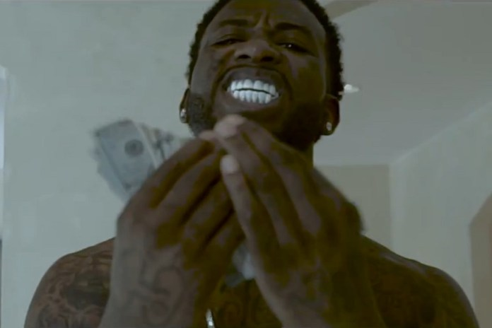 "Gucci Mane Drop First Video Since Leaving Prison, ""First Day Out The Feds"""