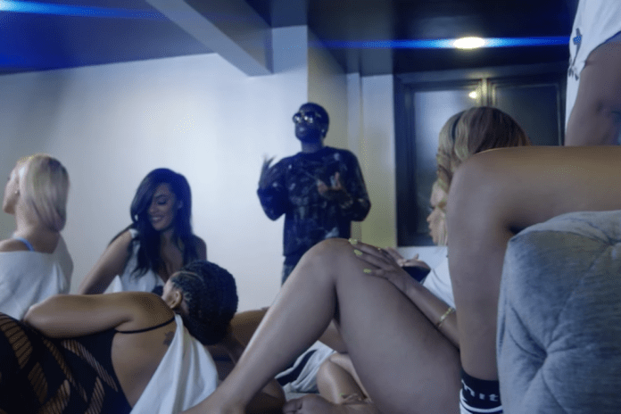 "Gucci Mane Throws a Pillow Fight at His Mansion in ""No Sleep"" Video"