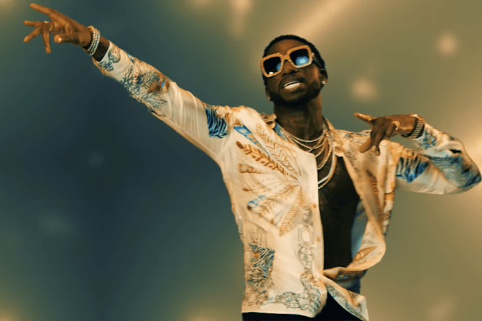 "Gucci Mane Is Living in the Lap of Luxury in the New Video for ""Richest N**** In The Room"""