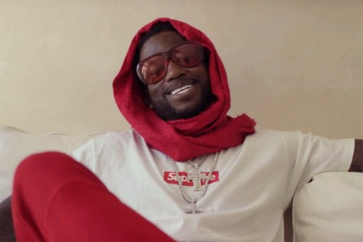 Gucci Mane Is the New Face of Supreme