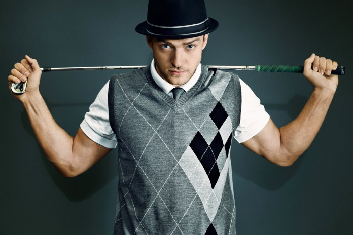 Justin Timberlake Slapped by Overzealous Fan at Golf Tournament
