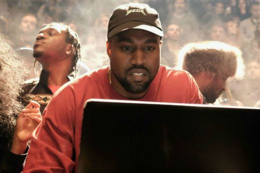 """Kanye West Says Competition Between Apple and Tidal is """"F*cking Up the Music Game"""""""