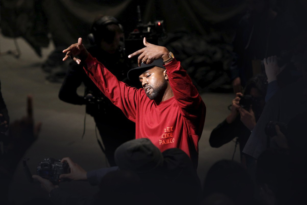 """Kanye West Announces """"Famous"""" Screenings Across the U.S."""