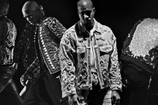 "Kanye West Teams Up with Balmain for Stunning ""Wolves"" Video"