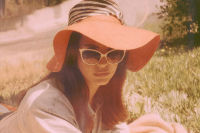 "Watch Lana Del Rey's Music Video for ""Honeymoon"""