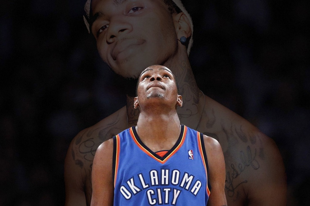 """Lil B to Kevin Durant: """"Our One-on-One Game Still Has to Happen... The World Wants to See It"""""""