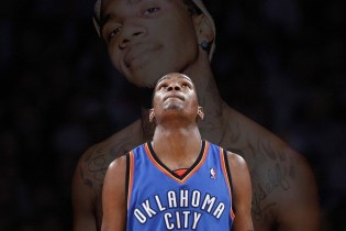 "Lil B to Kevin Durant: ""Our One-on-One Game Still Has to Happen... The World Wants to See It"""
