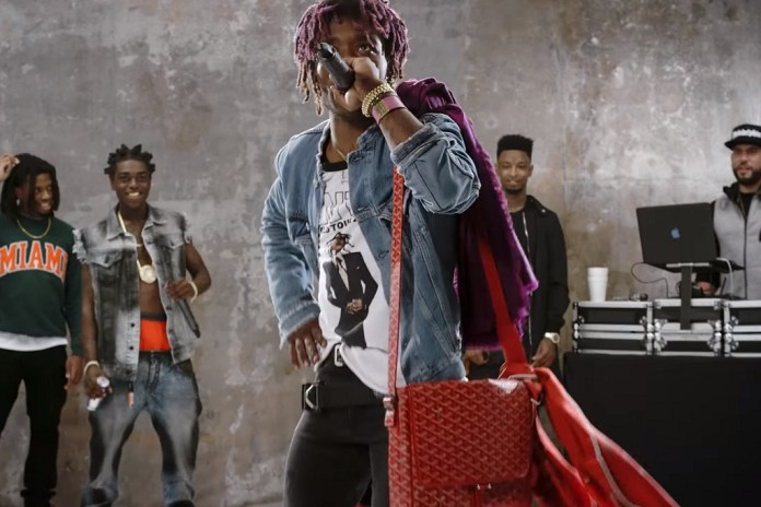 Watch Lil Uzi Vert, Denzel Curry, Lil Yachty, Kodak Black & 21 Savage's XXL Freshmen Cypher