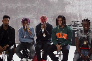 Watch Lil Uzi Vert, Lil Yachty, Kodak Black, 21 Savage & Denzel Curry's Roundtable Interview