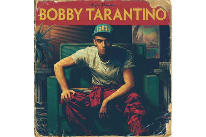 Logic Drops Surprise Mixtape, 'Bobby Tarantino'