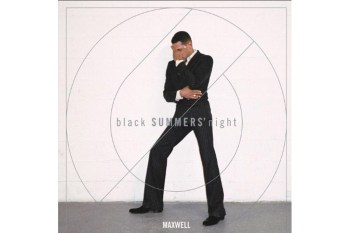 Maxwell Releases New Album, 'blackSUMMERS'night'
