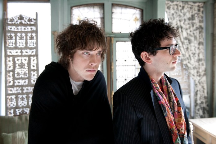 """MGMT Cover Alan Vega of Suicide's """"Goodbye Darling"""""""