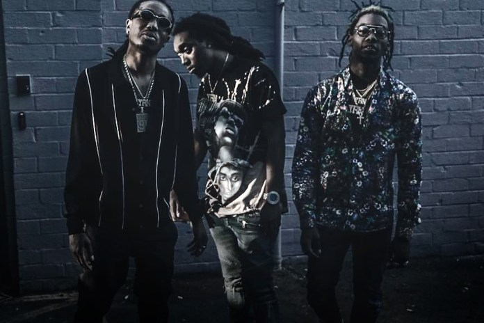 "Migos & Gucci Mane Link up for Sonny Digital-Produced ""Now"""