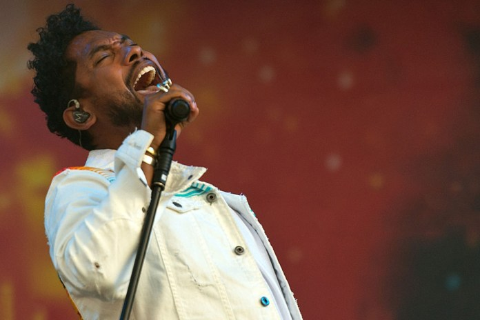 Miguel Sheds Tears on Stage While Talking About Police Brutality