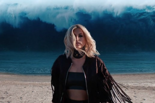 """Phantogram Head to a """"Ghost Town"""" for """"You Don't Get Me High Anymore"""" Video"""