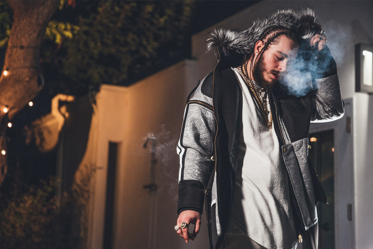 Post Malone Reveals Debut Album's Title, Release Month & Collaborators