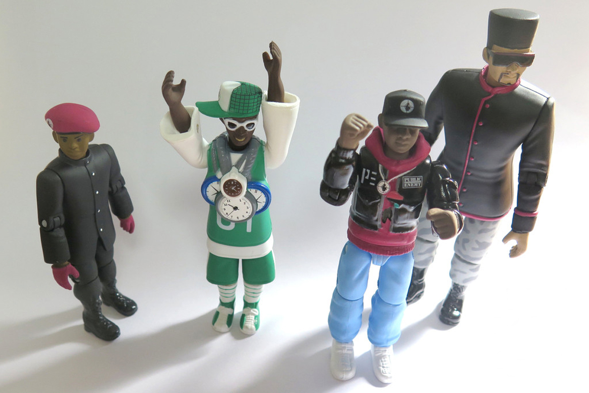 Public Enemy Have Been Turned Into Action Figures